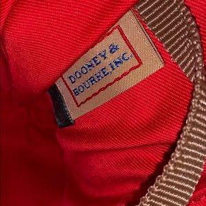 Dooney & Bourke Bags - Dooney & Burke Pebble Leather Zip Zip Satchel